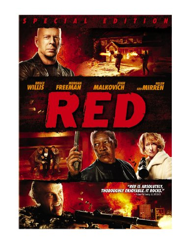 Red (Special Edition) DVD Image