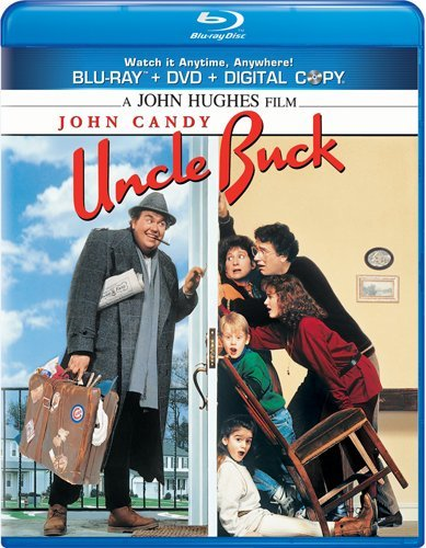 Uncle Buck [Blu-ray/DVD Combo + Digital Copy] DVD Image