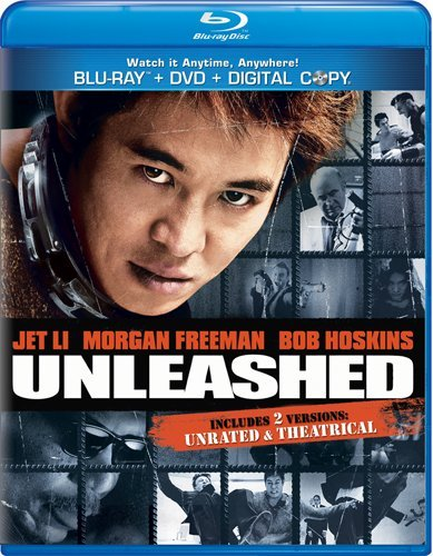 Unleashed [Blu-ray/DVD Combo + Digital Copy] DVD Image