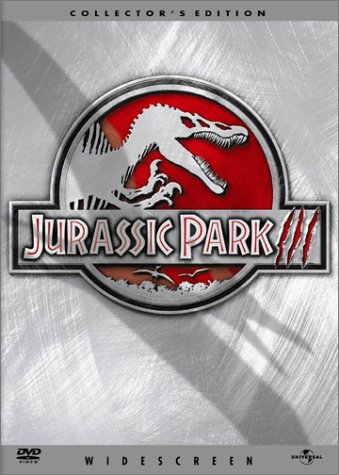 Jurassic Park III (Special Edition/ Widescreen) DVD Image