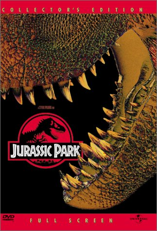 Jurassic Park (Special Edition/ Pan & Scan/ Dolby Digital) DVD Image