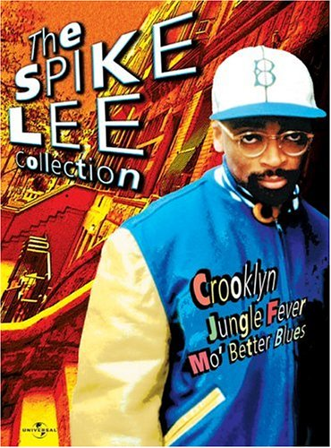 The Spike Lee Collection (Mo' Better Blues, Jungle Fever, and Crooklyn) DVD Image