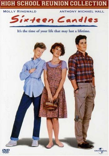 Sixteen Candles (Universal) DVD Image