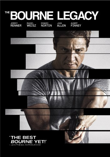 The Bourne Legacy DVD Image