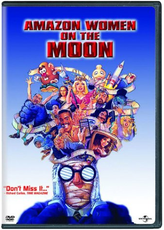 Amazon Women On The Moon (Universal/ Collector's Edition) DVD Image