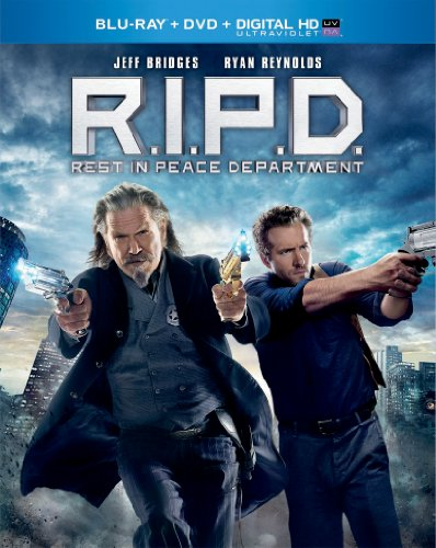 R.I.P.D. (Blu-ray + DVD + Digital HD with UltraViolet) DVD Image