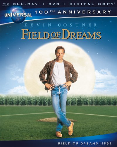 Field of Dreams [Blu-ray + DVD + Digital Copy] (Universal's 100th Anniversary) DVD Image