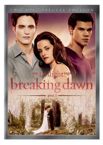 The Twilight Saga: Breaking Dawn - Part I (Two-Disc Special Edition) DVD Image