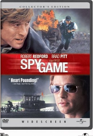 Spy Game (Widescreen Edition) DVD Image