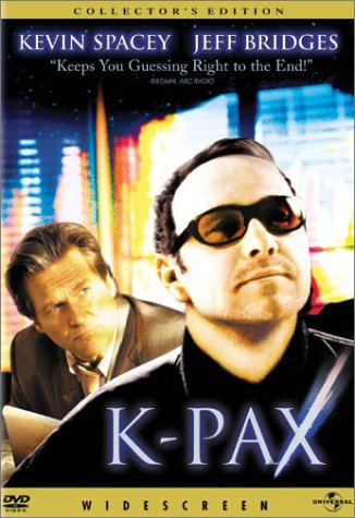 K-PAX (Special Edition) DVD Image