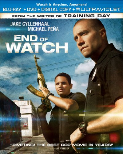 End of Watch [Blu-ray] DVD Image