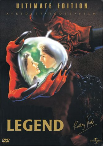 Legend (1985/ Special Edition/ Ultimate Edition) DVD Image