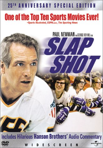 Slap Shot (Special Edition/ 25th Anniverary Edition) DVD Image