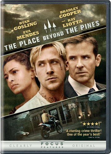 The Place Beyond the Pines DVD Image