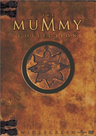 Mummy Collection: The Mummy / The Mummy Returns (Special Edition/ Widescreen) (Back-To-Back) DVD Image