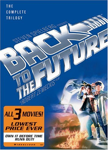 Back To The Future: The Complete Trilogy (Special Edition/ Widescreen) DVD Image