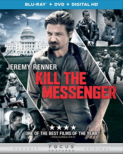 Kill the Messenger (Blu-ray + DVD + DIGITAL HD with UltraViolet) DVD Image