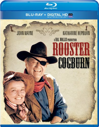 Rooster Cogburn (Blu-ray + DIGITAL HD with UltraViolet) DVD Image