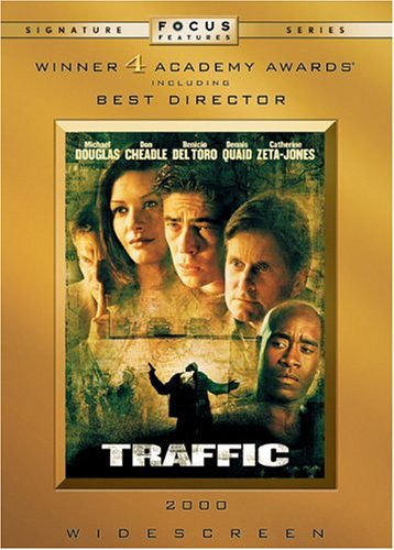 Traffic (Universal/ Movie-Only Edition) DVD Image