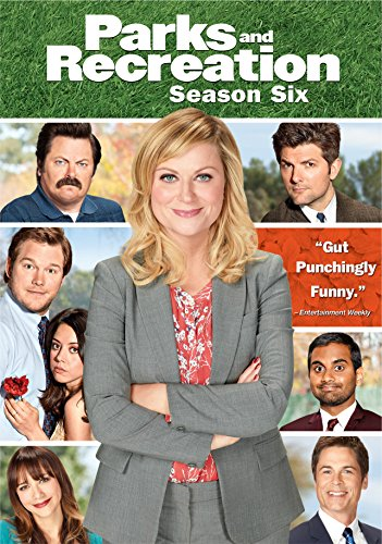 Parks and Recreation: Season 6 DVD Image
