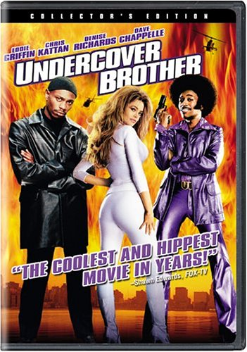 Undercover Brother (Widescreen Collector's Edition) DVD Image