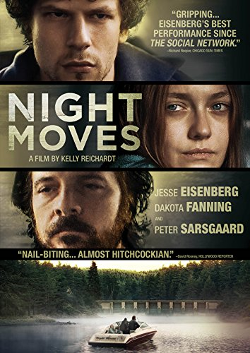 Night Moves DVD Image