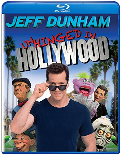 Jeff Dunham: Unhinged in Hollywood [Blu-ray] DVD Image