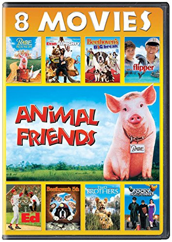 Animal Friends 8-Movie Collection DVD Image