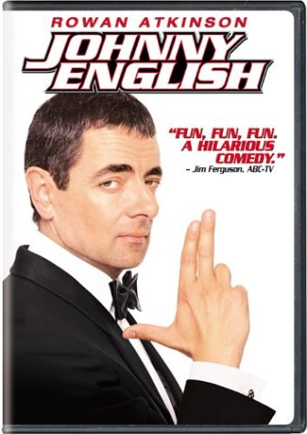 Johnny English (Widescreen) DVD Image