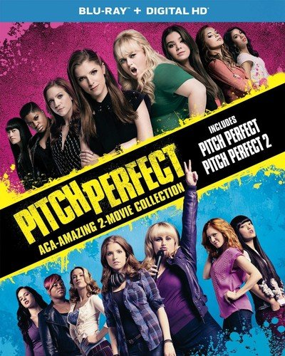 Pitch Perfect Aca-Amazing 2-Movie Collection [Blu-ray] DVD Image