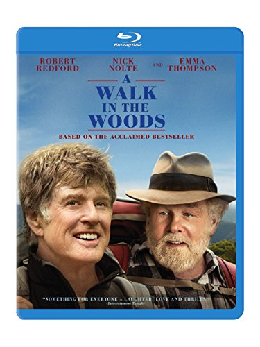 Walk in the Woods [Blu-ray] DVD Image