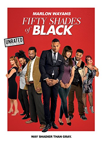 Fifty Shades of Black DVD Image