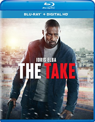 The Take (2016) (Blu-ray + Digtial HD) DVD Image