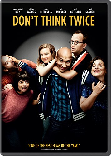 Don't Think Twice DVD Image