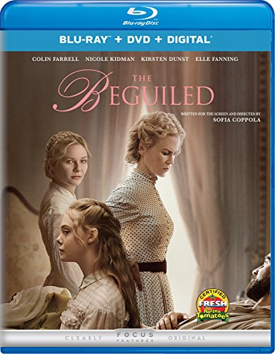 The Beguiled (2017) [Blu-ray] DVD Image