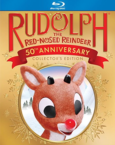 Rudolph: The Red-Nosed Reindeer (50th Anniversary Collector's Edition) DVD Image