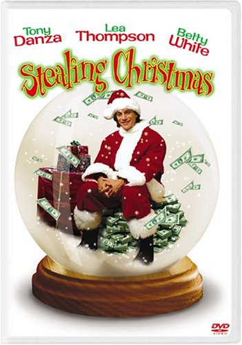 Stealing Christmas DVD Image