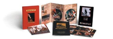 Seabiscuit (2003/ Special Edition/ Widescreen/ Limited Edition Gift Set) DVD Image