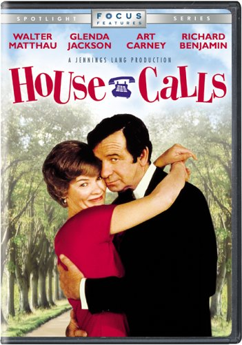 House Calls DVD Image
