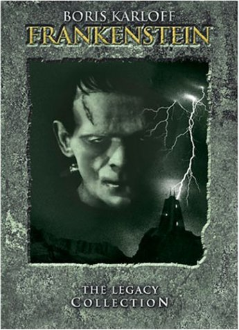 Frankenstein: The Legacy Collection: Bride Of Frankenstein / Frankenstein / Ghost Of Frankenstein / House Of ... / Son Of ... DVD Image