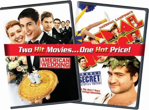American Wedding (R-Rated Version) / National Lampoon's Animal House (Back-To-Back) DVD Image