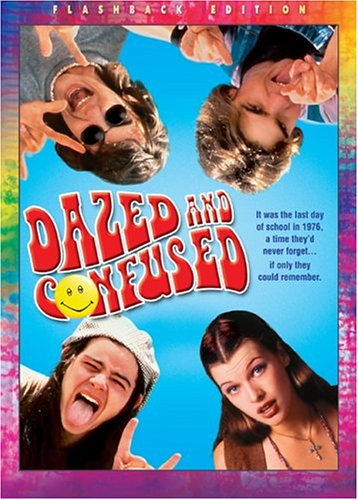 Dazed And Confused (Universal/ Flashback Edition/ Widescreen) DVD Image
