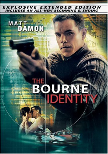 Bourne Identity (2002/ Widescreen/ Explosive Extended Edition) DVD Image