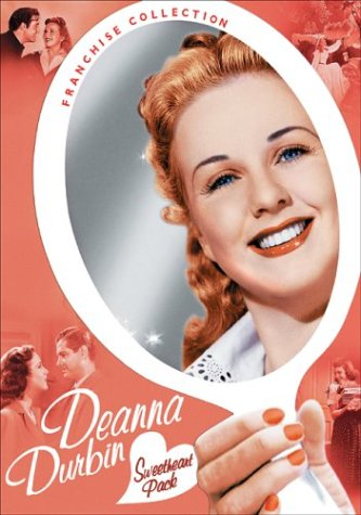 Deanna Durbin Sweetheart Pack: Three Smart Girls / 100 Men And A Girl / First Love / It Started With Eve / Can't Help ... / ... DVD Image