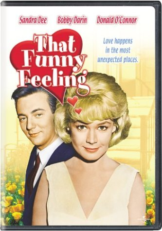 That Funny Feeling DVD Image