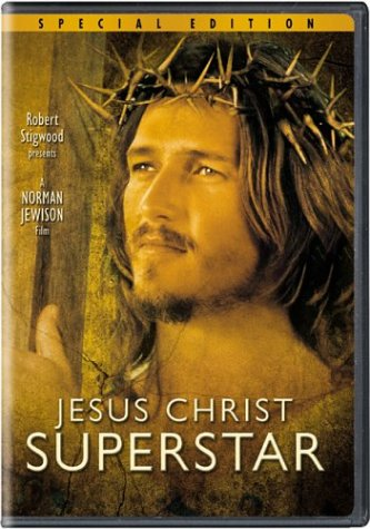 Jesus Christ Superstar (1973/ Collector's Edition) DVD Image