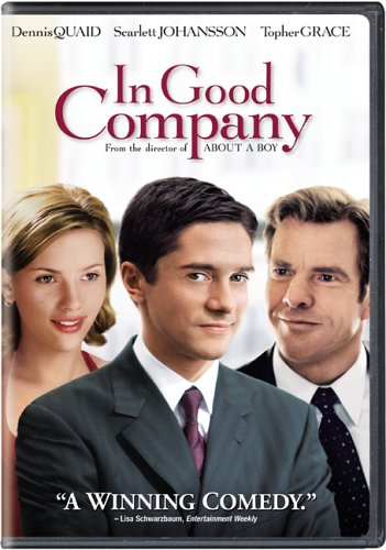In Good Company (Full Screen Edition) DVD Image