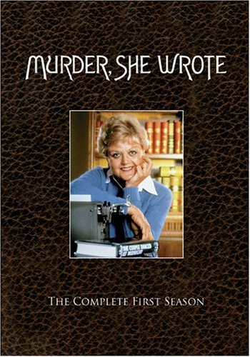 Murder, She Wrote - The Complete First Season DVD Image