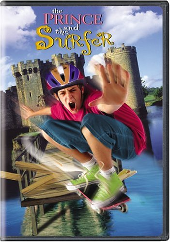 Prince And The Surfer (Universal) DVD Image