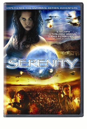 Serenity (2005/ Widescreen) DVD Image